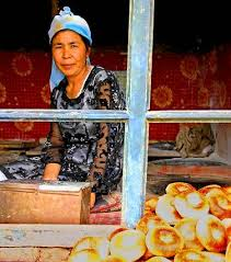 China Bagel Girl